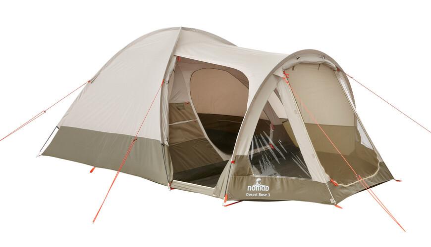 Nomad Desert Rose 3 Telt beige